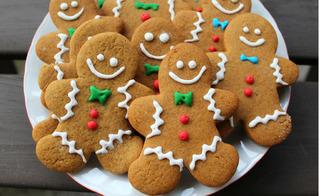 Cách làm bánh quy gừng mang trọn hương vị mùa đông cho ngày Giáng sinh