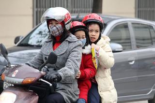 Dự báo thời tiết ngày mai 23/12: Gió mùa đông bắc kèm mưa rét tràn về