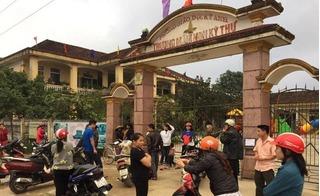 Hà Tĩnh: Nghi án đối tượng lạ xông vào trường mầm non bắt cóc trẻ em
