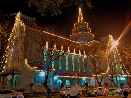 Hình ảnh Giáng sinh ở Việt Nam