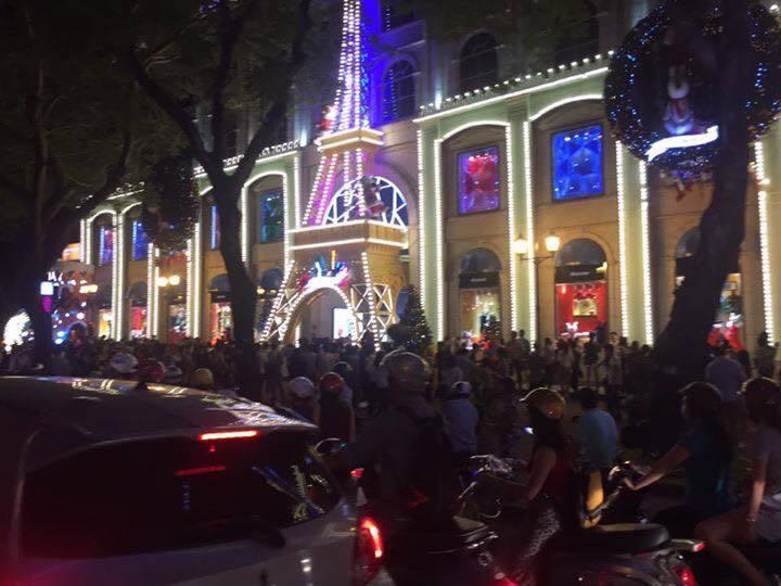hình ảnh Giáng sinh Việt Nam