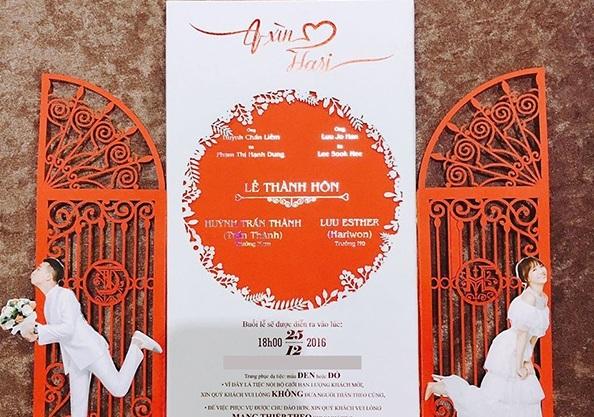 đám cưới Trấn Thành Hari Won1