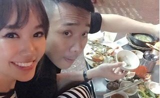 Trước ngày cưới, Trấn Thành và Hari Won đi ăn giải xui
