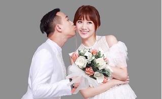Trấn Thành nhắn gửi lời yêu thương tới Hari Won trước giờ G