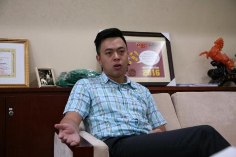 Vũ Quang Hải con trai ông Vũ Huy Hoàng