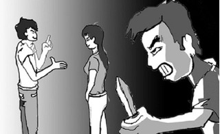 Nổi cơn cuồng ghen, nam thanh niên chém đứt lìa tay bạn gái