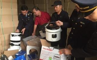 """Nồi cơm điện nhập lậu 60 nghìn đồng """"biến hóa"""" thành hàng Việt chất lượng cao"""