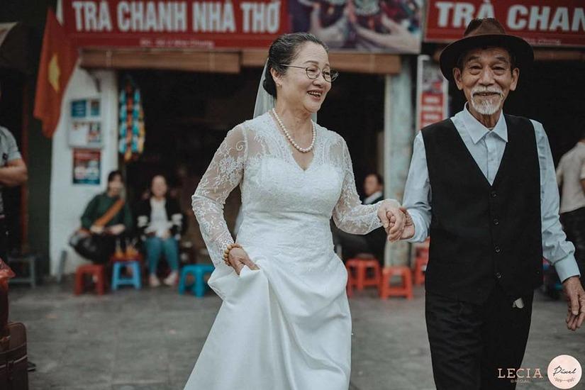 bộ ảnh cưới ông bà anh5