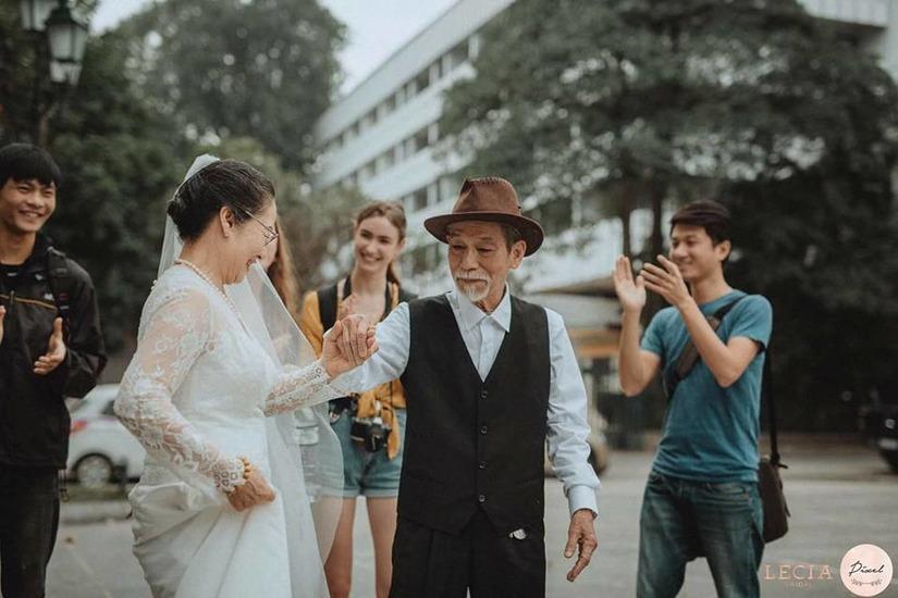 bộ ảnh cưới ông bà anh6