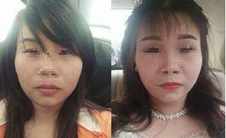 Cô dâu gây sốt mạng vì già thêm mấy chục tuổi sau khi make up