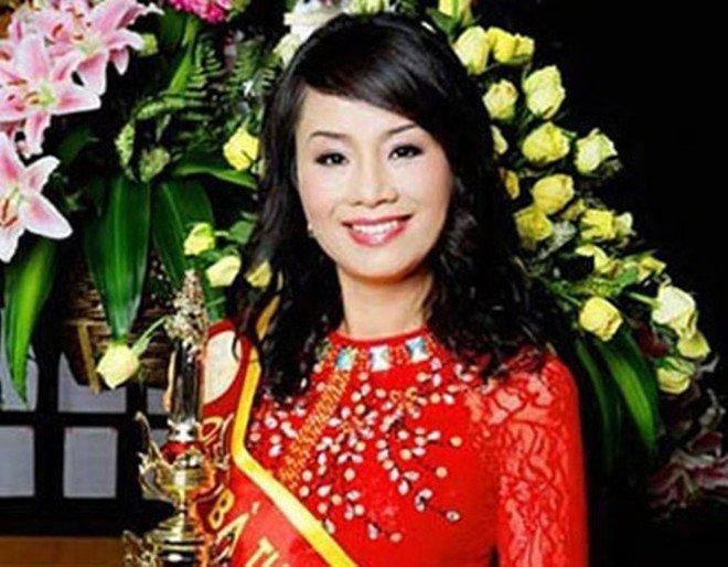 hoa hậu quý bà Trương Thị Tuyết Nga
