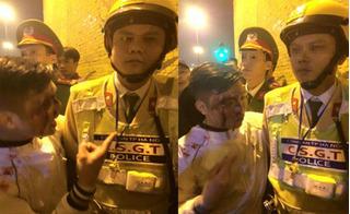 Xôn xao nghi vấn CSGT Hà Nội bị đe dọa vì truy đuổi người vi phạm gây tai nạn