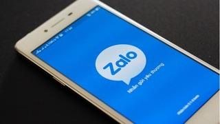 Mất tài khoản Zalo vì ham trúng thưởng trăm triệu