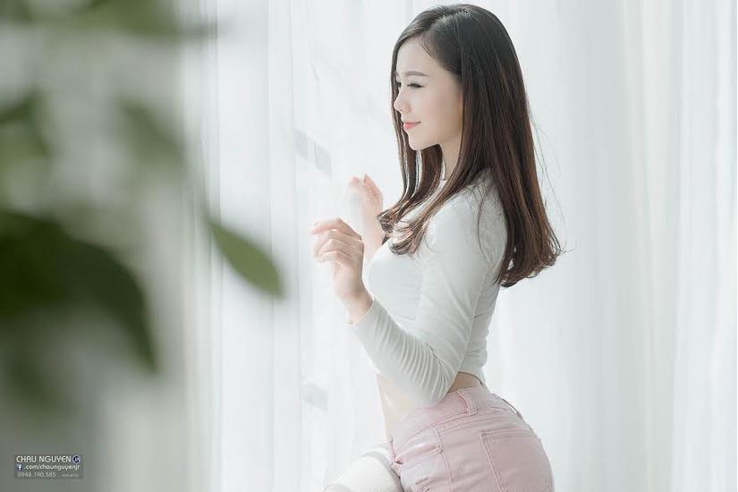 Hotgirl Quỳnh Kool5