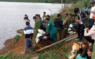 Lật thuyền ở hồ thuỷ điện Đắk Nông ngày đầu năm: Vẫn chưa tìm thấy 3 người mất tích