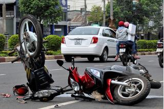 33 người thiệt mạng vì tai nạn giao thông ngày đầu năm mới