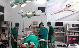 Phẫu thuật lấy kéo