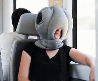 Top phát minh kì quặc giúp bạn sống khỏe trên những chuyến xe Tết chen chúc