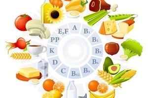 Bổ sung đầy đủ vitamin cho cơ thể để bảo vệ làn da hiệu quả