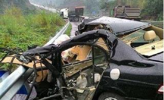 Tai nạn thảm khốc trên đường cao tốc Nội Bài - Lào Cai, một Giám đốc ngân hàng tử vong