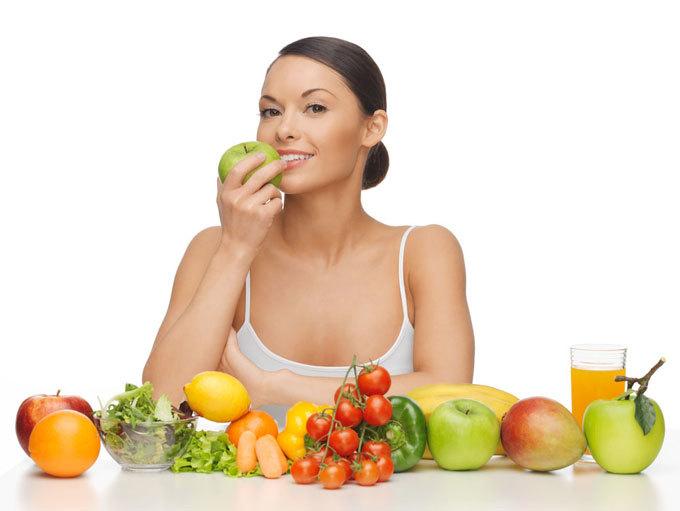 Dùng hoa quả thay thế bữa ăn