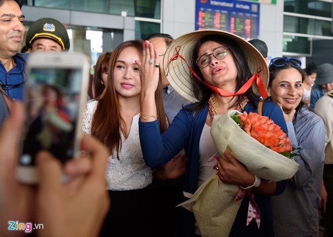 Cô dâu 8 tuổi đến Việt Nam 6