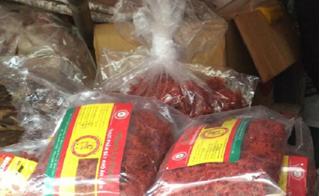 Thịt bò khô giá 90 nghìn đồng: