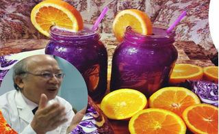 Công thức uống hỗn hợp từ rau củ phòng chống ung thư bất kỳ ai cũng nên học thuộc