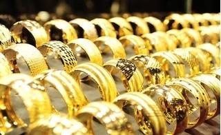 """Giá vàng hôm nay 5/1:  Vàng tăng mạnh, ngưng """"cơn gió ngược"""""""