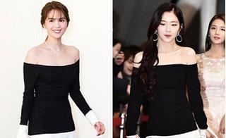Ngọc Trinh diện váy nhái trong sự kiện công bố mua sim 20 tỷ