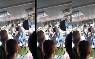Vụ nhóm thanh niên ''hổ báo'' đánh người trên xe buýt: Nhân viên soát vé kể gì?