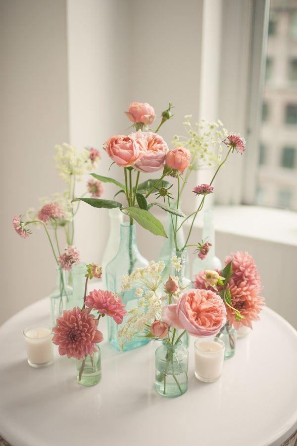 Chăm sóc cành hoa