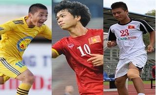 Những ngôi sao trẻ rất đáng chờ đợi ở V.League 2017