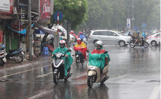 Dự báo thời tiết hôm nay 9/1: Miền Bắc chuyển mưa rét ngày đầu tuần