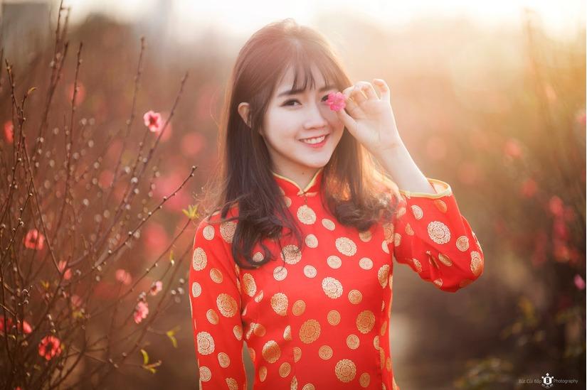 địa điểm chụp ảnh Tết đẹp ở Hà Nội 1