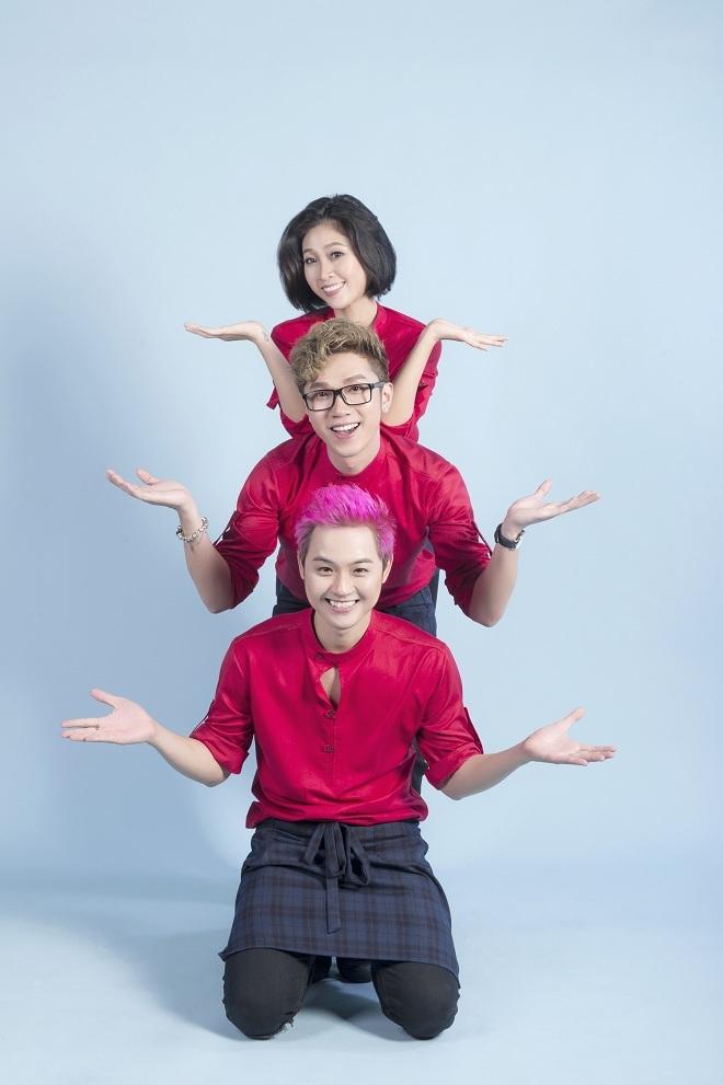 Thanh Duy, Liêu Hà Trinh và Minh Xù 16