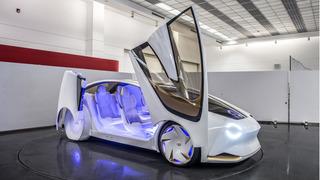 Toyota Concept-i - siêu xe