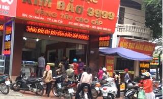Nghi án kẻ gian thôi miên lừa lấy 10 cây vàng ở Lào Cai
