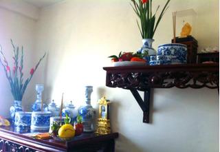 Còn 9 ngày nữa là Tết, học ngay cách bốc lại bát hương chuẩn bị đón năm mới
