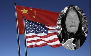 Bà Vanga tiên tri gì về vận mệnh Trung Quốc và Mỹ trong năm 2017?