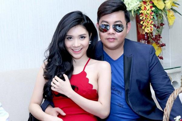 Hot girl Thanh Bi - người yêu Quang Lê 1