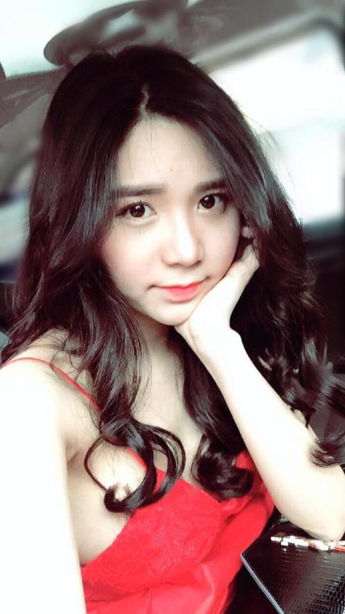 Hot girl Thanh Bi - người yêu Quang Lê 4