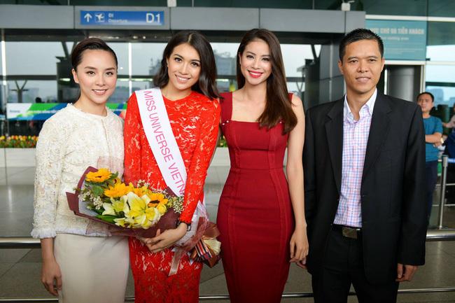 Lệ Hằng thi hoa hậu Hoàn vũ thế giới 2