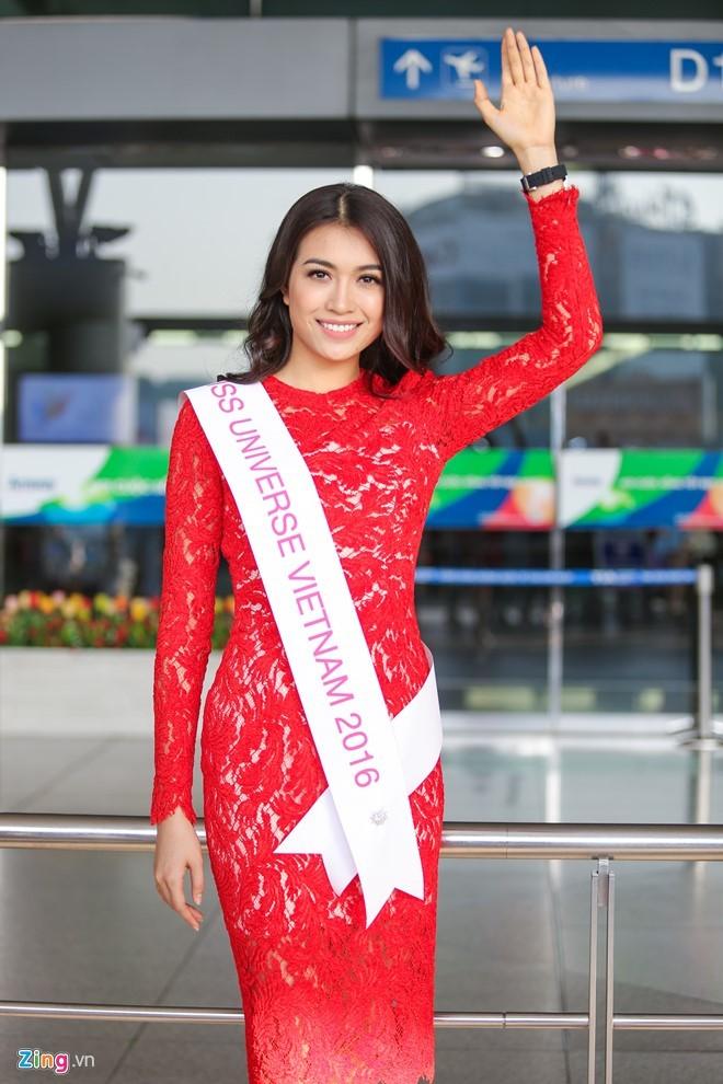 Lệ Hằng thi hoa hậu Hoàn vũ thế giới 5