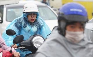 Miền Bắc đêm nay rét nhất, Hà Nội chỉ mưa hết ngày mai