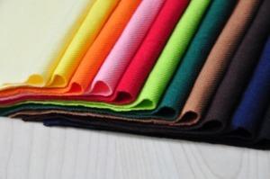 Sử dụng phương pháp đốt để phân biệt một số loại vải