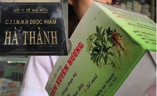 """Cảm Xuyên Hương bị """"lỗi"""" không thu hồi: Đề nghị tước giấy phép của nhà sản xuất"""