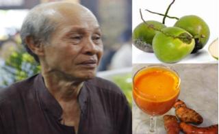 Diễn viên Văn Toản chia sẻ công thức nghệ và nước dừa chữa khỏi dạ dày sau 3 ngày