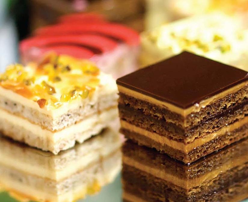 Bánh ngọt không nên để quá lâu