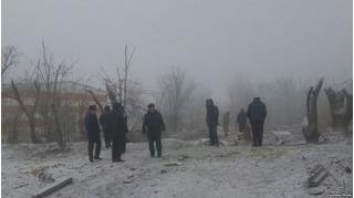 Đã tìm thấy thi thể 16 người vụ máy bay Thổ Nhĩ Kỳ rơi trúng khu dân cư